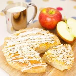 Apple Bakewell