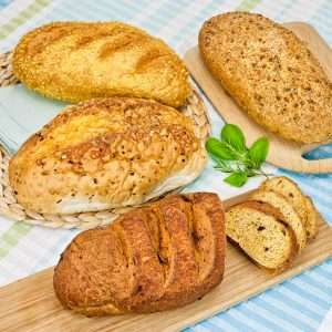 Bread & Savoury