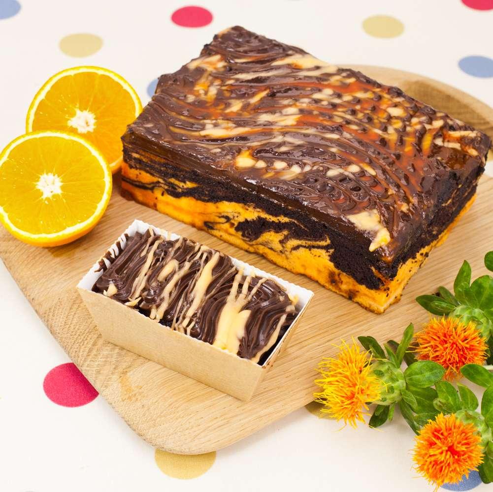 Loaf Cake Chocolate Orange